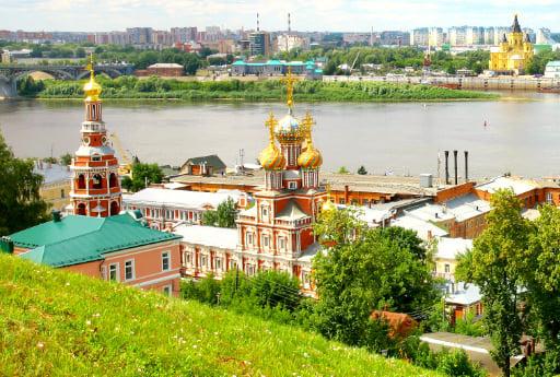 Volga Dream Grand Volga