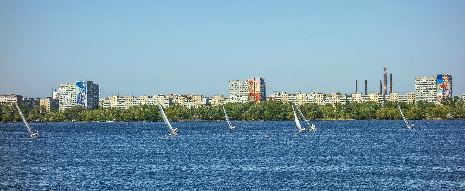 Dnieper River, Ukraine Gallery