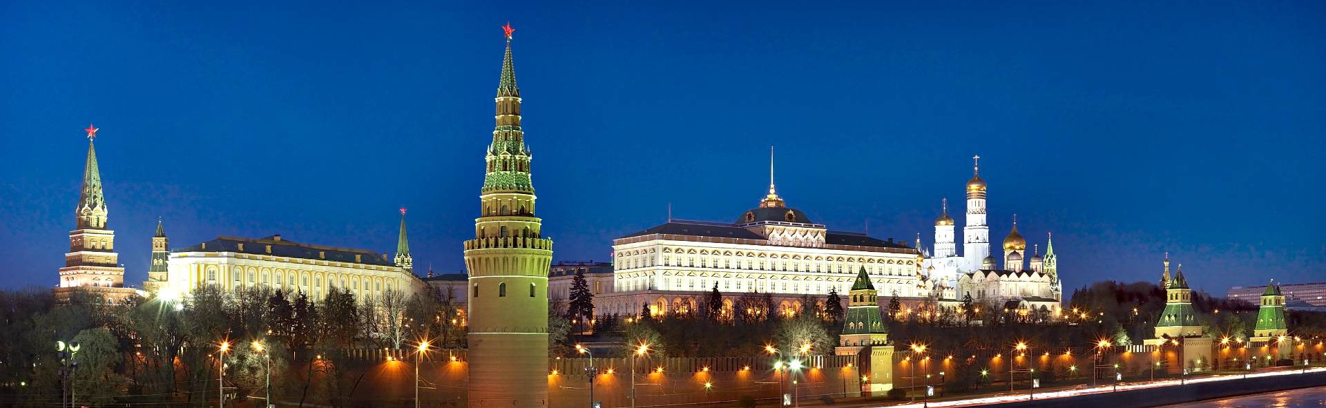 Essential Private Tour to Moscow & Saint Petersburg