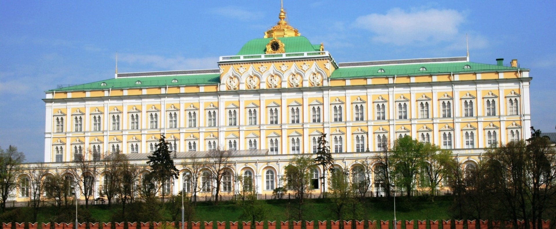 The Grand Palace in Kremlin, Moscow