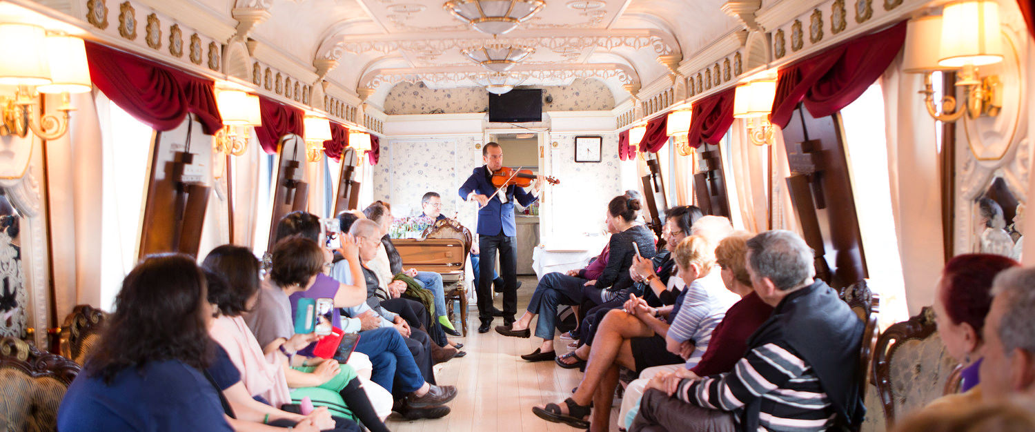 Imperial Russia Train Program Explanation