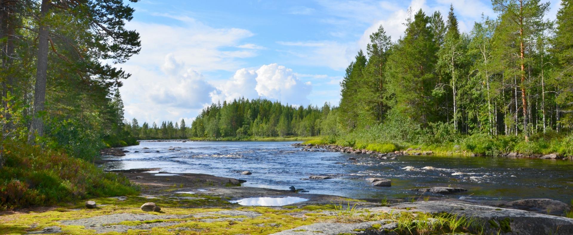 Karelia region