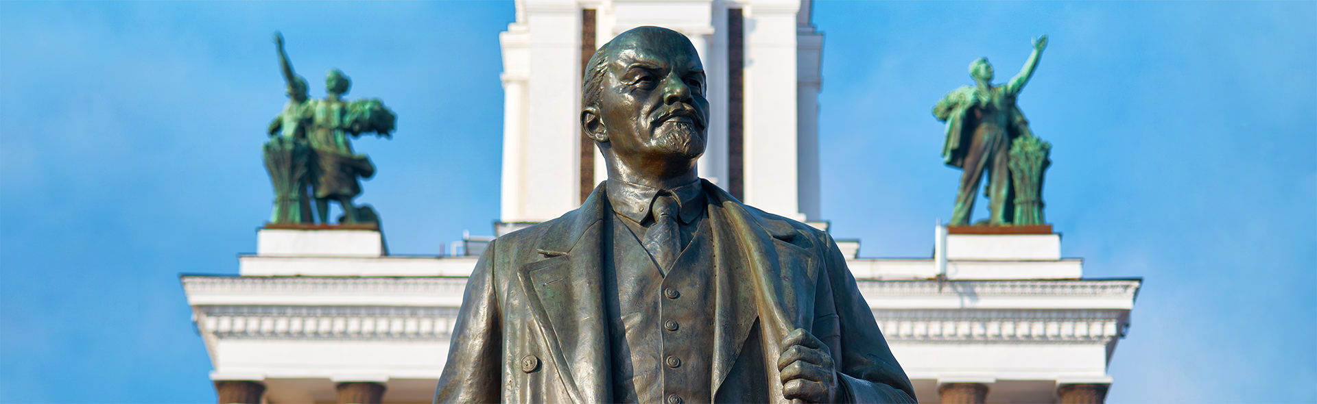 Vladimir Lenin Satue