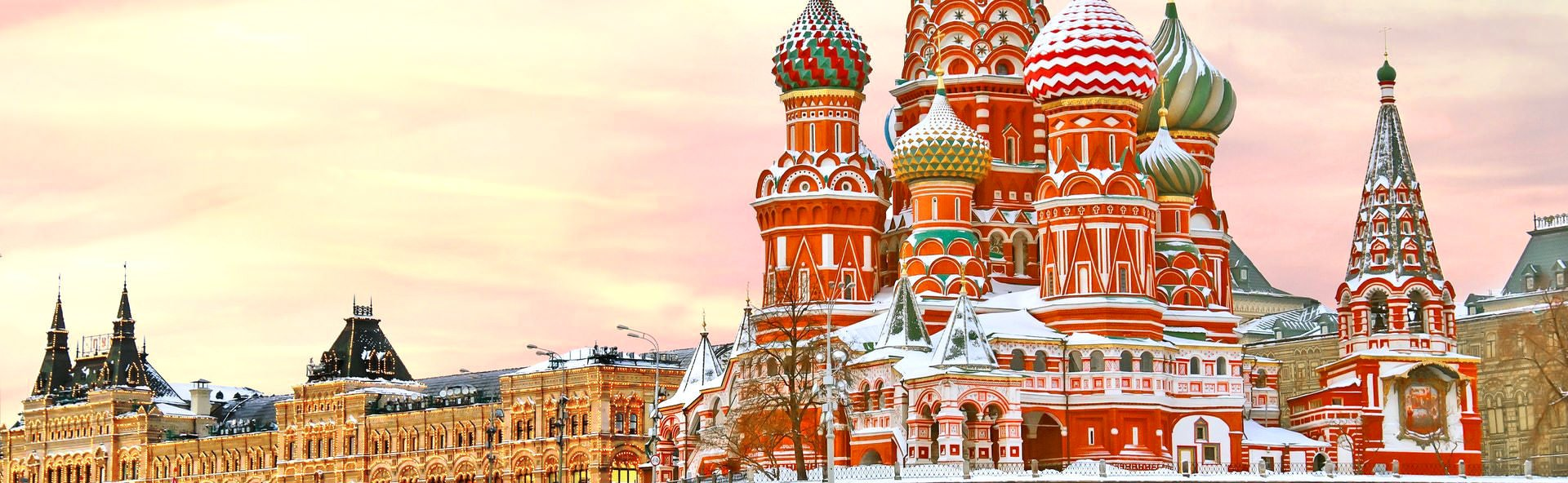 How to Experience Russia in Winter