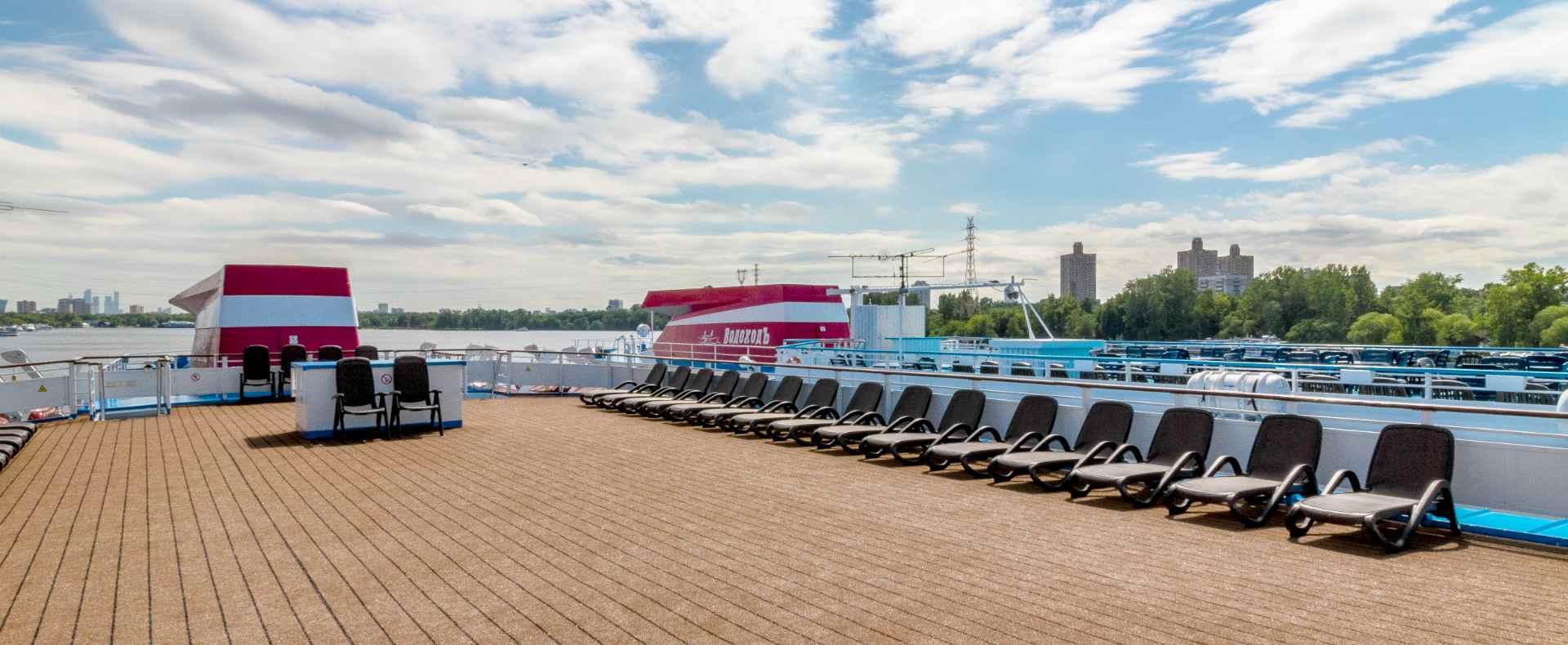MS Chernishevsky Volga River Cruise
