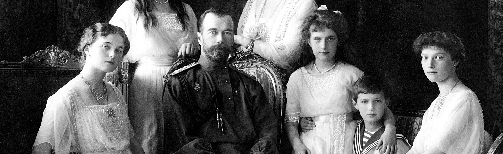 The Romanovs Imperial Family