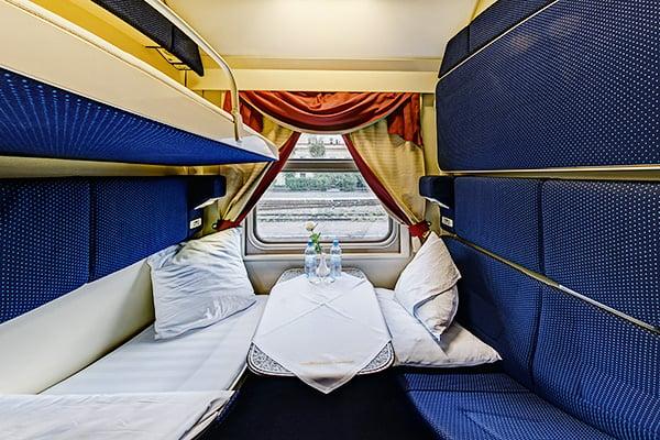 Grand Trans Siberian Express Luxury Trans Siberian Train