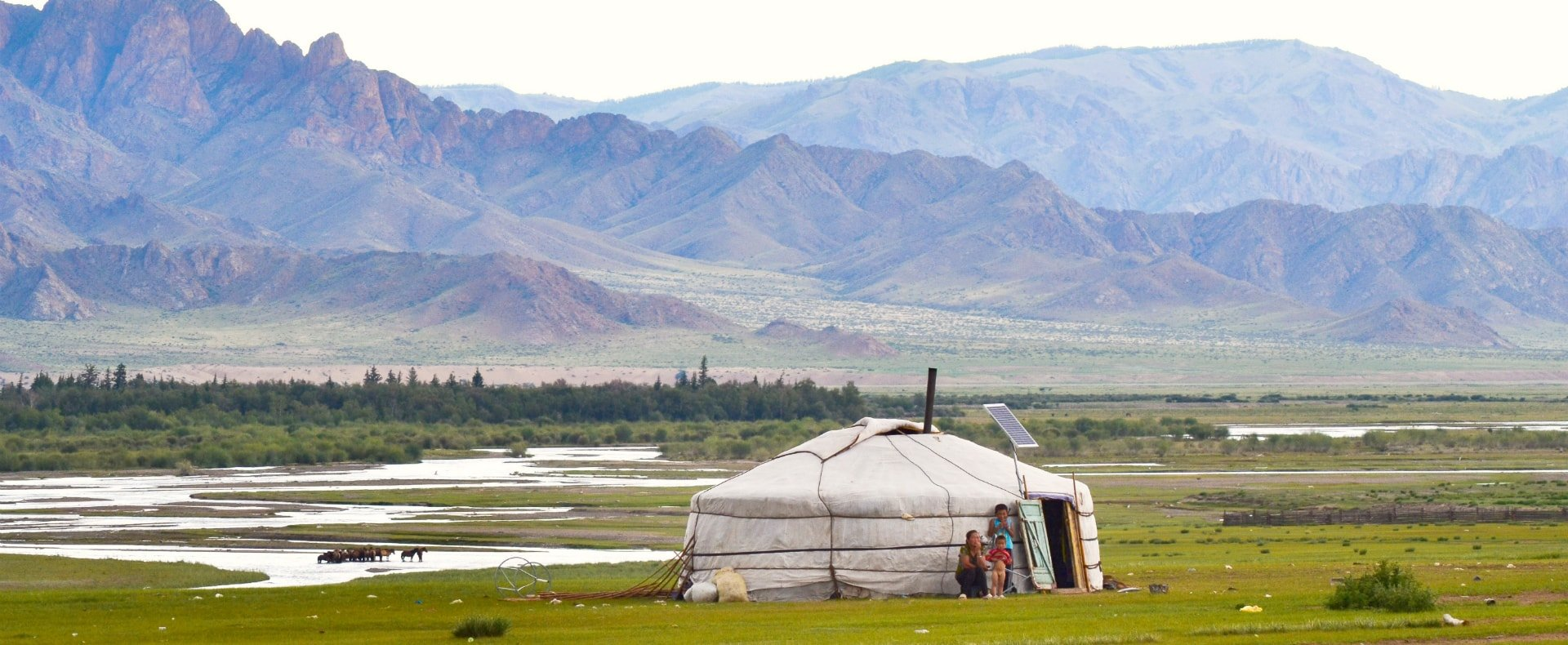 Gorkhi-Terelj National Park, Mongolia