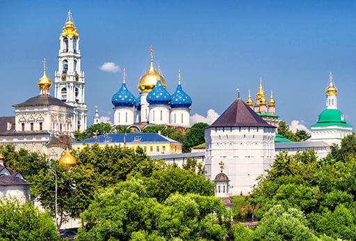 Russian Ancient Kingdoms