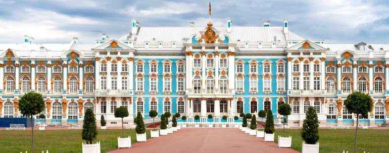 Russia Traditional Palace