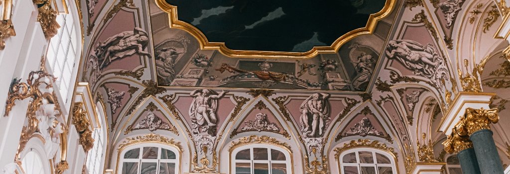 The Hermitage Ceiling Paintings
