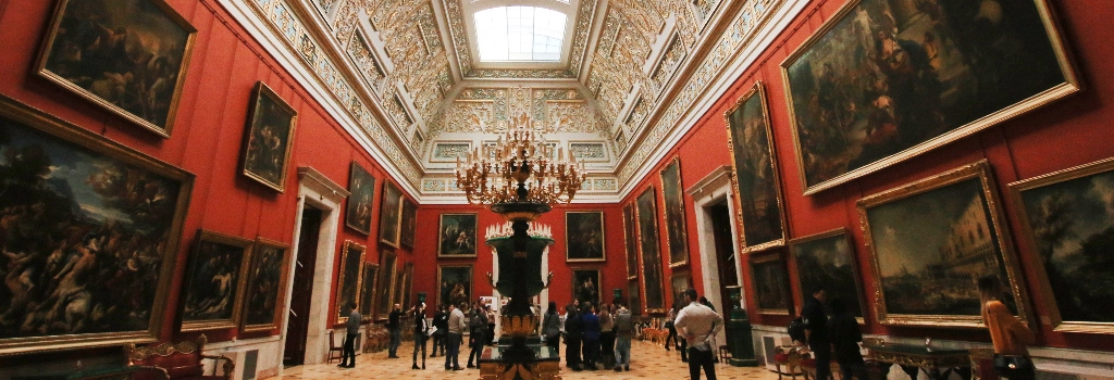The Hermitage Museum Paintings