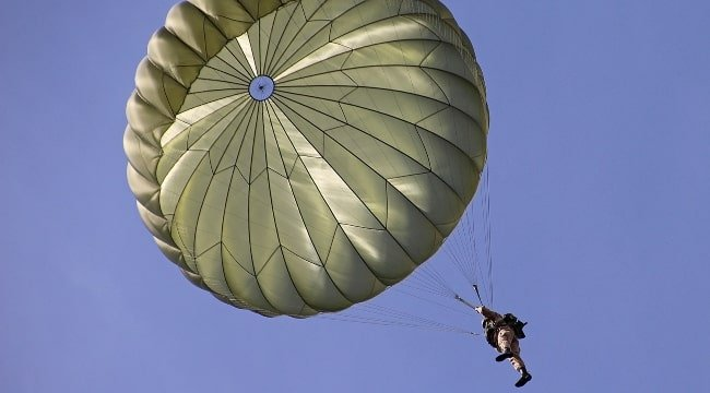 The Safety Parachute