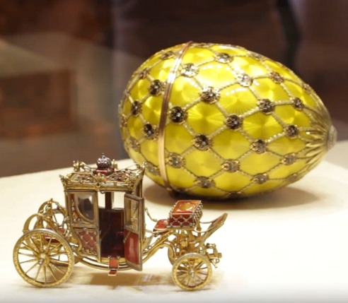 Faberge Museum Emperor Family Egg