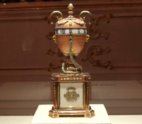 Faberge Museum Egg