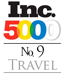 Top 10 Travel Companies on Inc. 5000