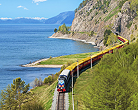 Private Trans-Siberian Railway Tours