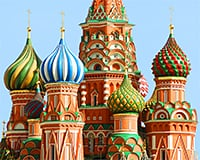 Classic small group tours in Moscow & St. Petersburg