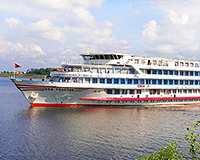 Explore Russian waterways on a budget river cruise
