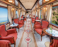 Trans-Siberian Luxury Group Tours
