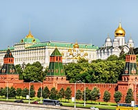 tours to Moscow and St. Petersburg