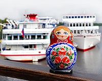 Value cruises on Russian rivers