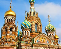 Short tours and city breaks to Russia