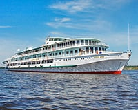 Luxury Russian river cruises on Volga Dream