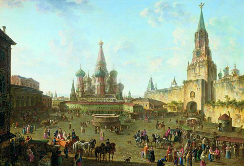 Moscow Old Paintings Tour