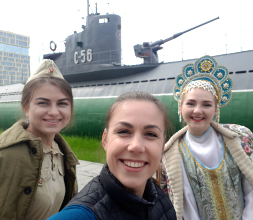 Travel All Russia Vladivostok City Tour