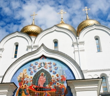 Yaroslavl City Tour