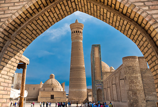 Silk Road Short