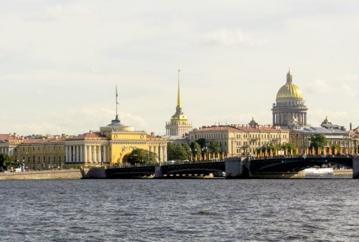 Treasures of Two Russian Capitals (5-star)