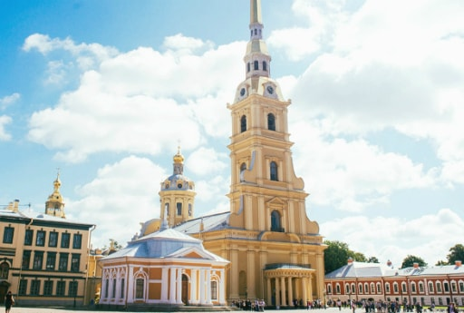 Luxury Small Group Tour of Moscow & St. Petersburg