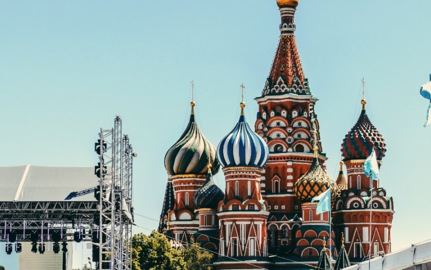 Why Visit Russia