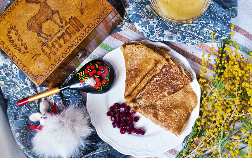 Russian Traditions: Maslenitsa or Shrove Tuesday