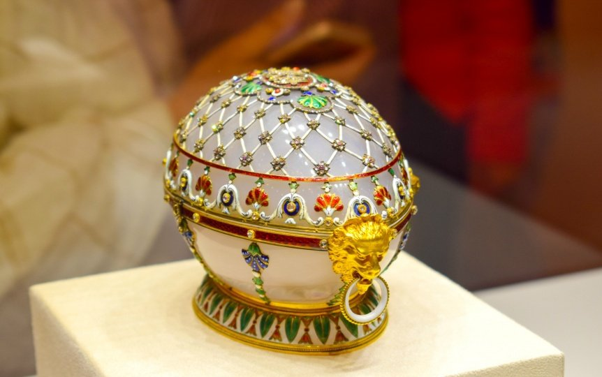 Amazing Fabergé Eggs