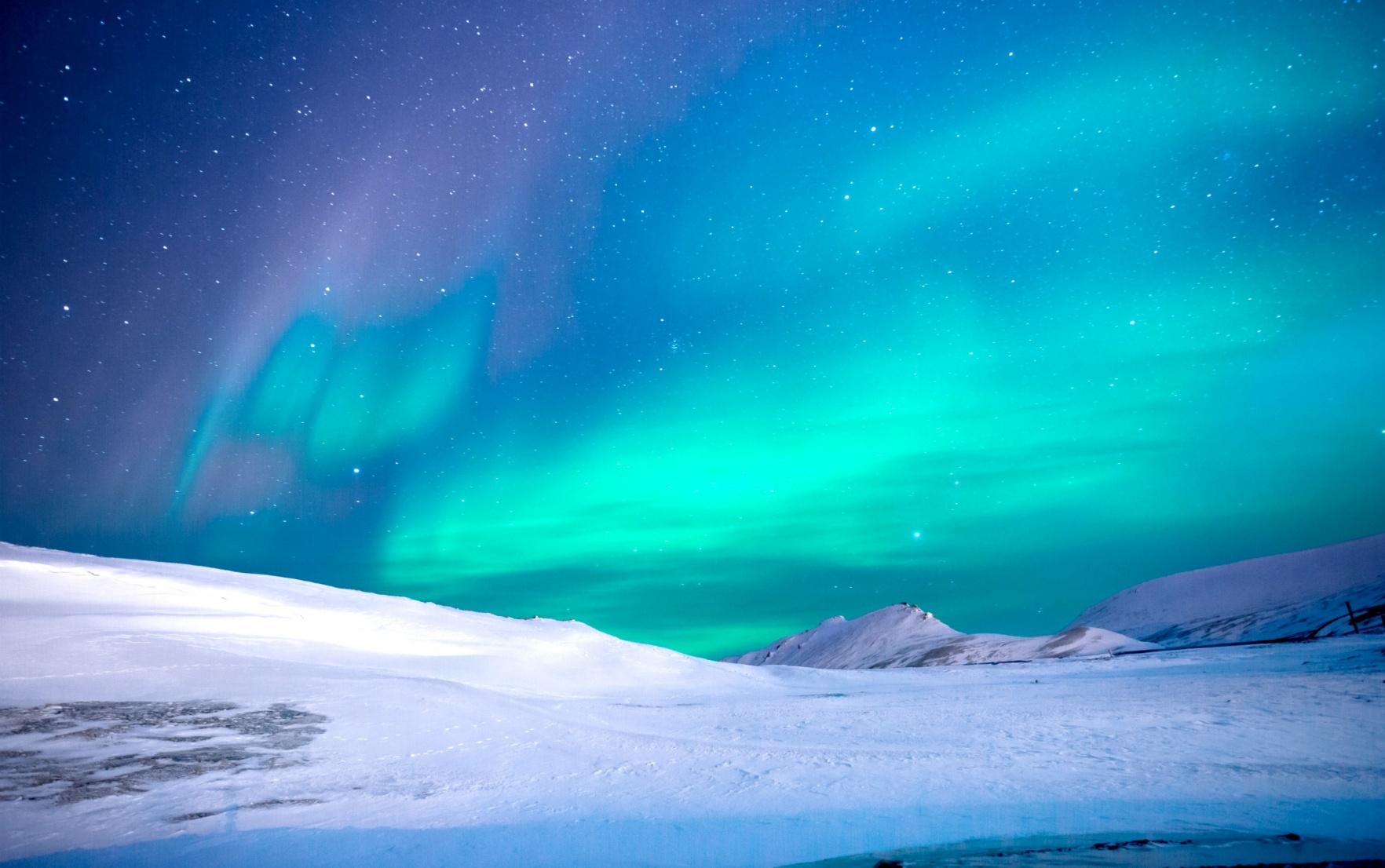 Russia Northern Lights Alternative