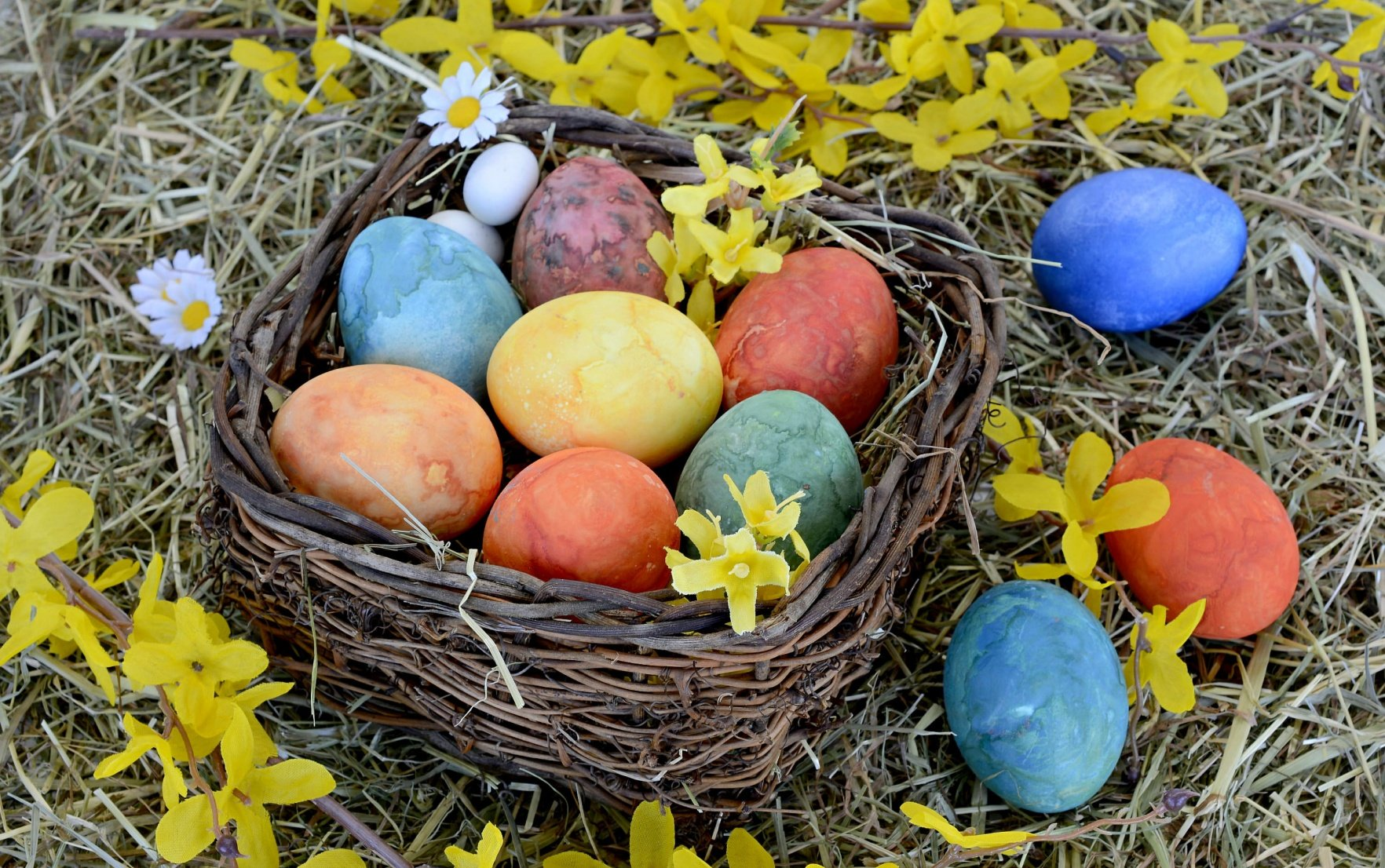 Is Russian Easter different than yours?