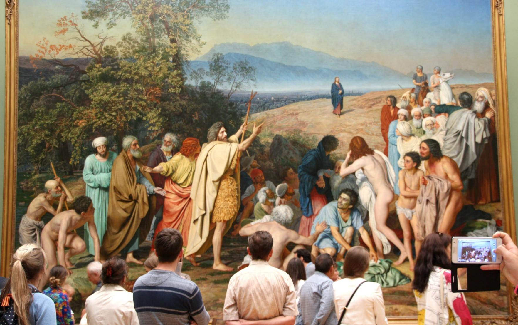 Tretyakov Gallery: Treasure Trove of Russian Art