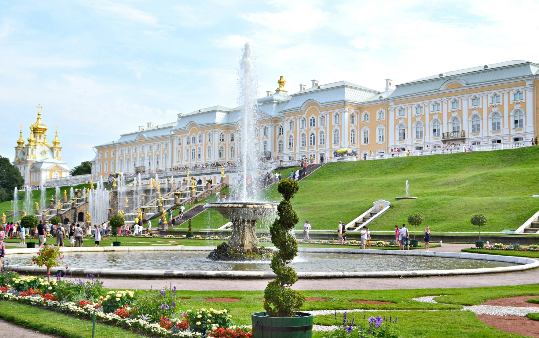 Top 7 Russian Palaces