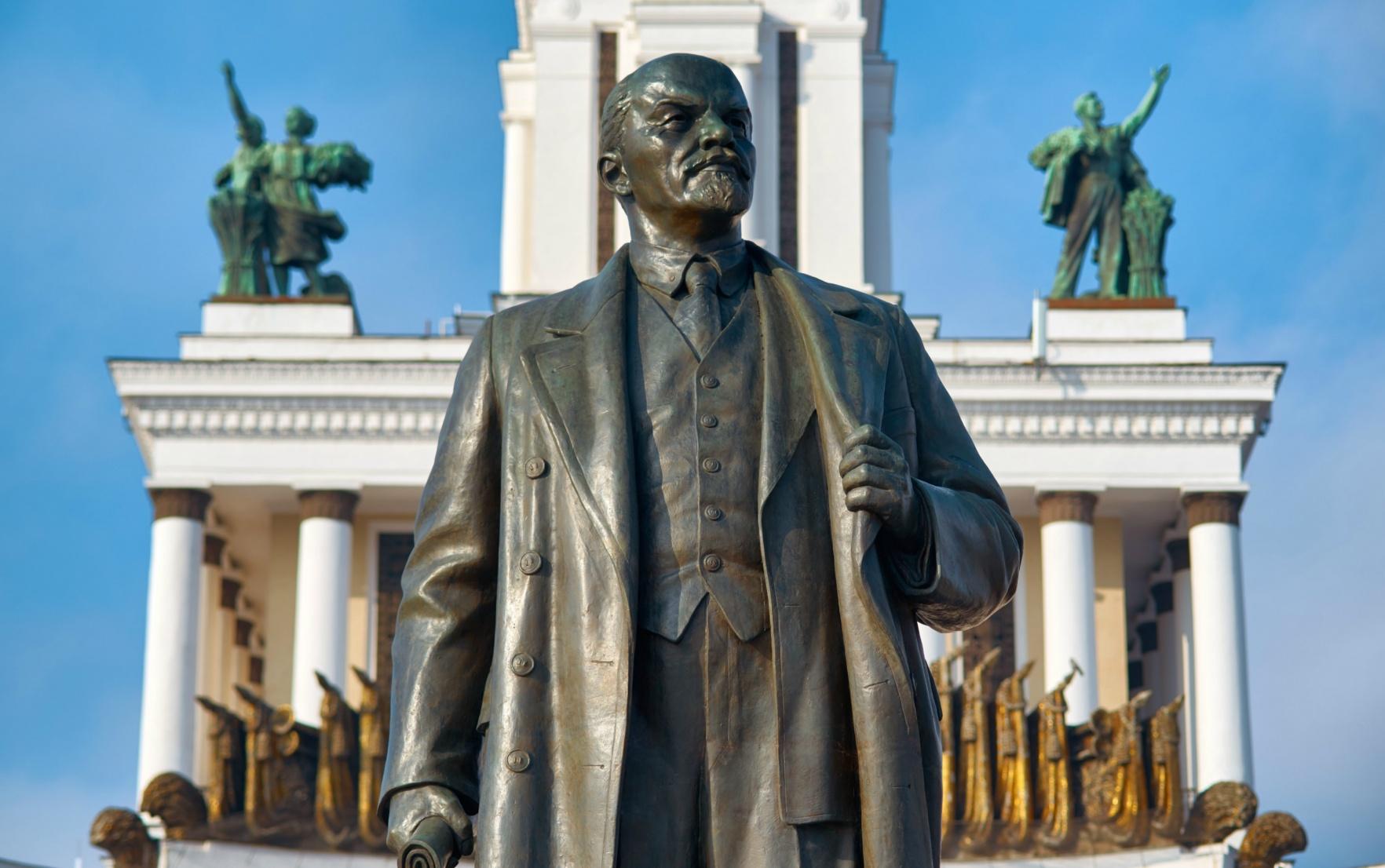 Russian Revolution 1917 Flashback
