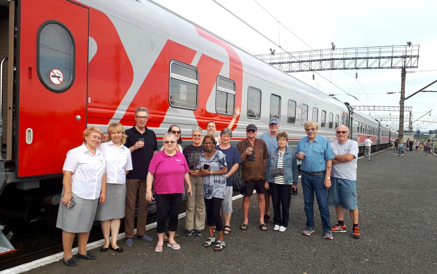 Trans-Siberian Train: Expectation vs Reality