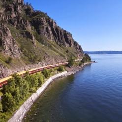 Tsar's Gold Trans-Siberian Train
