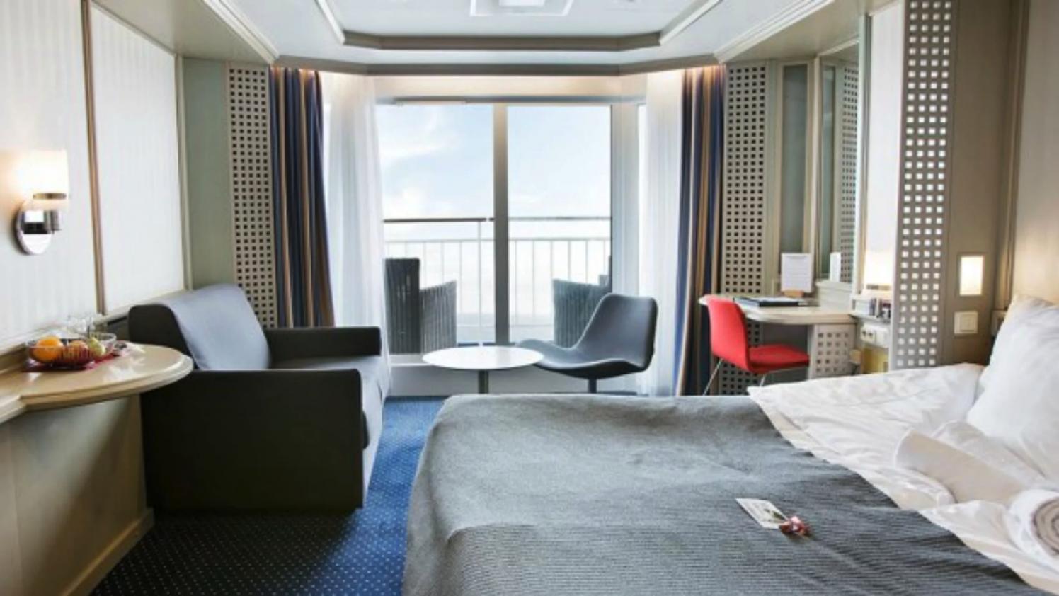Copenhagen - Oslo DFDS Ferry