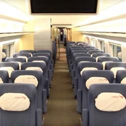 Sapsan Train