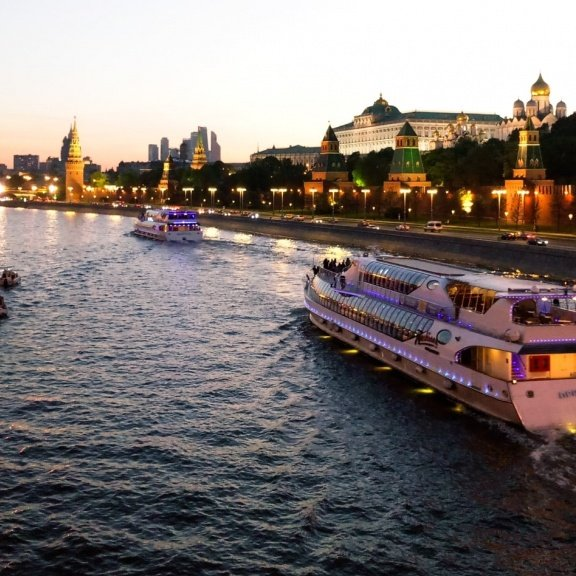 River Cruises from Moscow to St. Petersburg