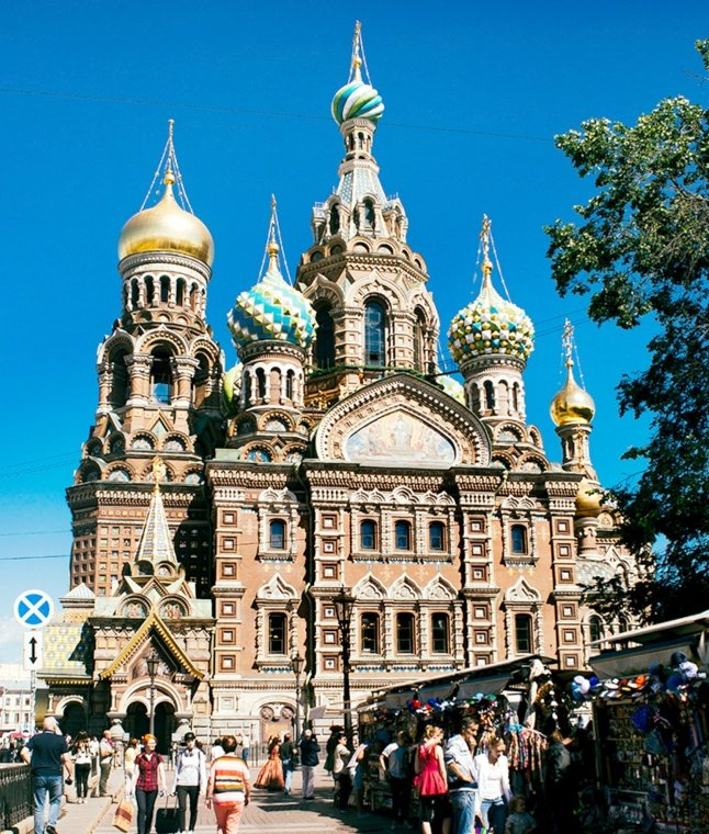 Three Reasons Why You Need to Visit The Church of the Savior on Spilled Blood