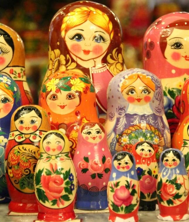 Matryoshka - Russian Beauty