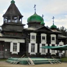 Taltsy Village, Russia